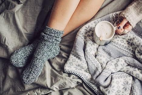 Пътят на мръсния чорап…